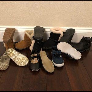 Size 8 shoe lot